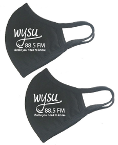 Two WYSU Face Masks