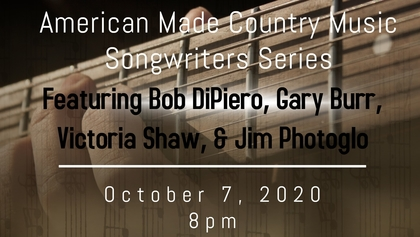 American Made Country Music Songwriters Series