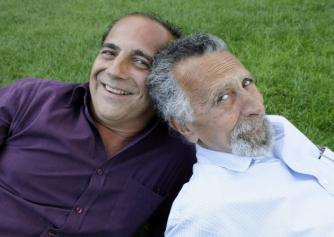 Car Talk hosts, brothers Ray and Tom Magliozzi
