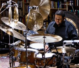 multi-instrumentalist, composer and MacArthur Fellow Tyshawn Sorey