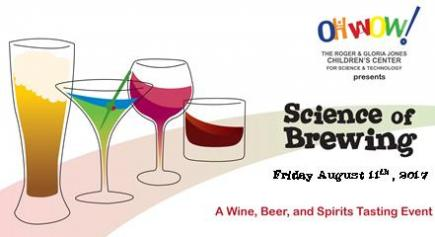 SCIENCE OF BREWING AT OH WOW!