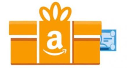 Amazon gift with money