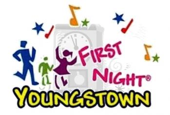 First Night Youngstown logo.