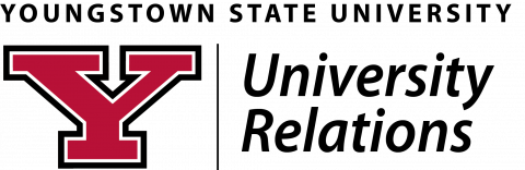 YSU University Relations Logo