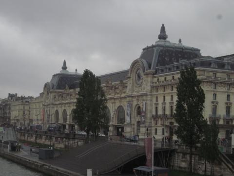 The d'Orsay Museum, Paris